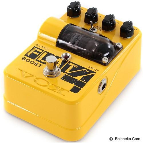 VOX Tone Garage Flat 4 Booster [TG1FL4BT] - Guitar Stompbox Effect